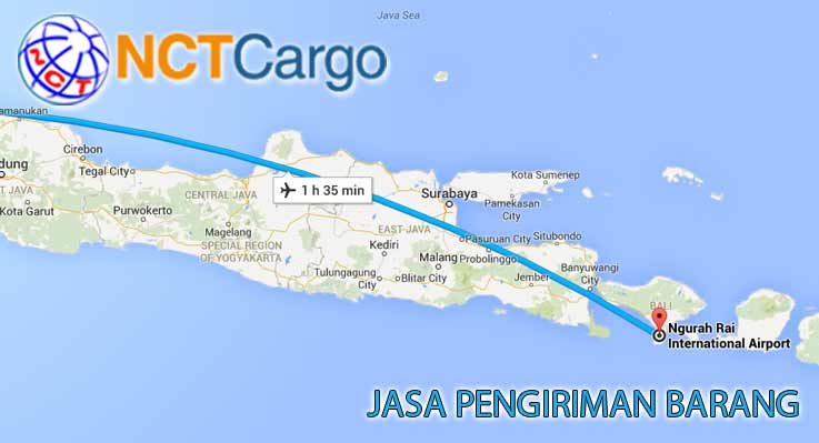Jasa Pengiriman Barang Jakarta Denpasar