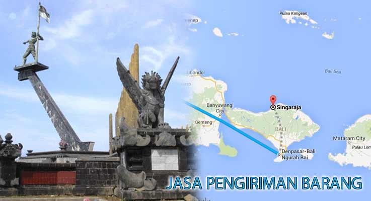 Jasa Pengiriman Barang Jakarta Singaraja