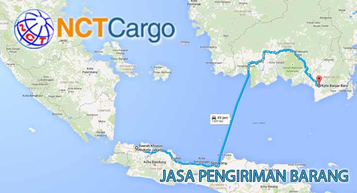 Jasa Pengiriman Barang Jakarta Banjarbaru Kalsel