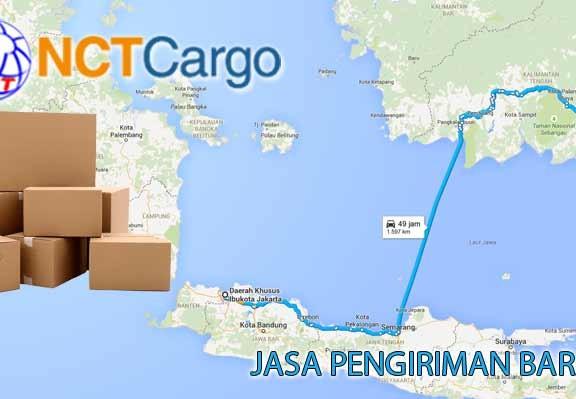 jasa pengiriman barang Jakarta Banjarmasin