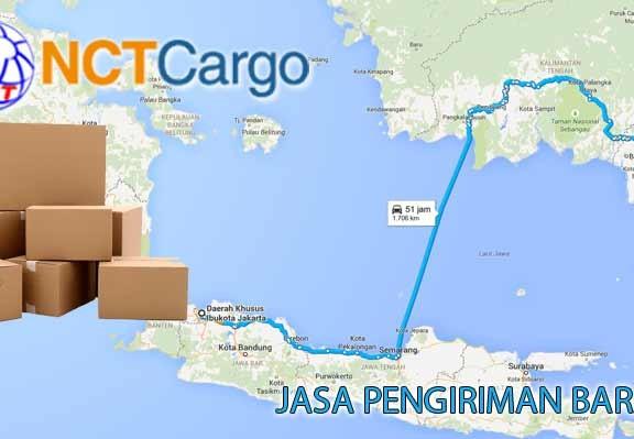 Jasa Pengiriman Barang Jakarta Barabai