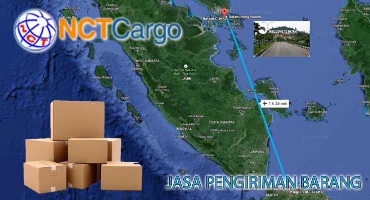 Jasa Pengiriman Barang Jakarta Batam