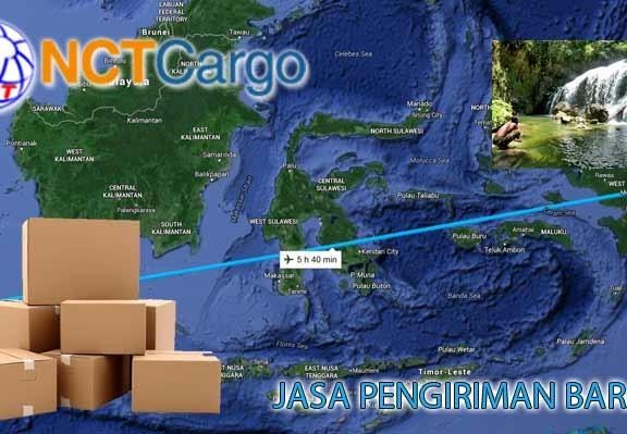 jasa pengiriman barang jakarta biak