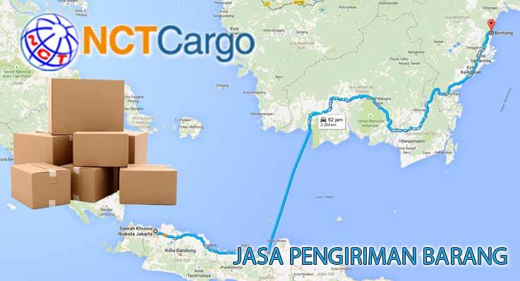 Jasa Pengiriman Barang Jakarta Bontang