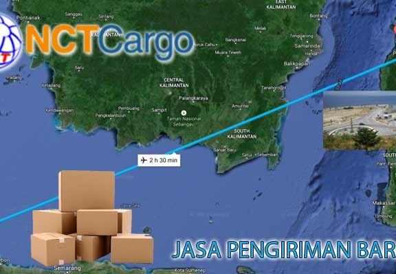 Jasa pengiriman barang Jakarta Donggala