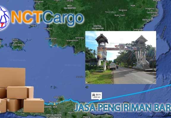 jasa pengiriman barang Jakarta Enrekang