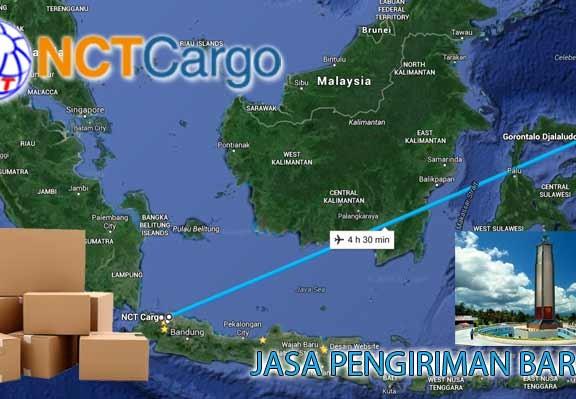 jasa pengiriman Jakarta Gorontalo