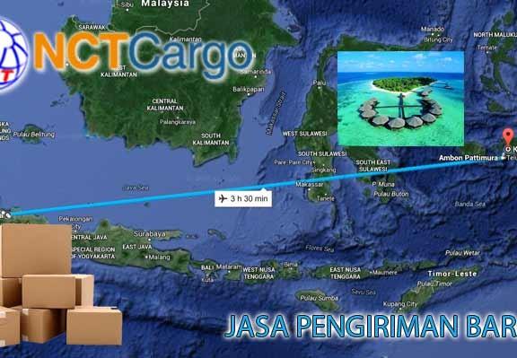Jasa Pengiriman Barang Jakarta Kairatu