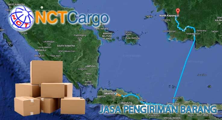 jasa pengiriman barang jakarta kayong utara