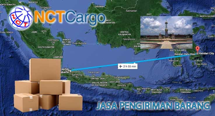 Jasa Pengiriman Barang Jakarta Kendari