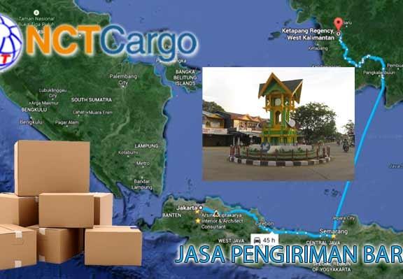 Jasa Pengiriman Barang Jakarta Ketapang