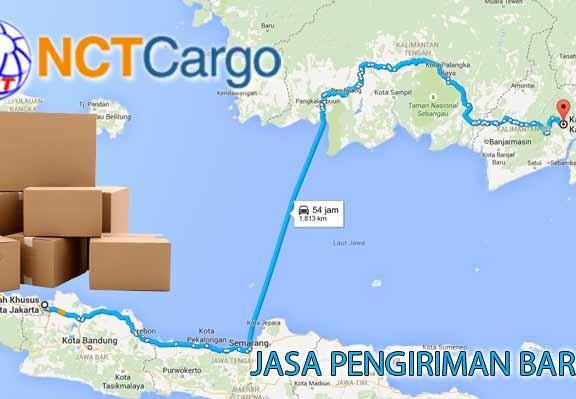 Jasa Pengiriman Barang Jakarta Kotabaru
