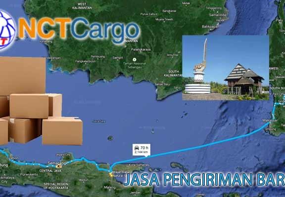 Jasa Pengiriman Barang Jakarta Ke Malili