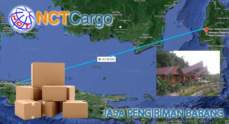 Jasa Pengiriman Barang Jakarta Mamasa