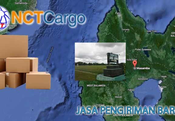 Jasa Pengiriman Barang Jakarta Masamba