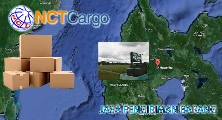 Jasa Pengiriman Barang Jakarta Masamba Sulawesi Selatan