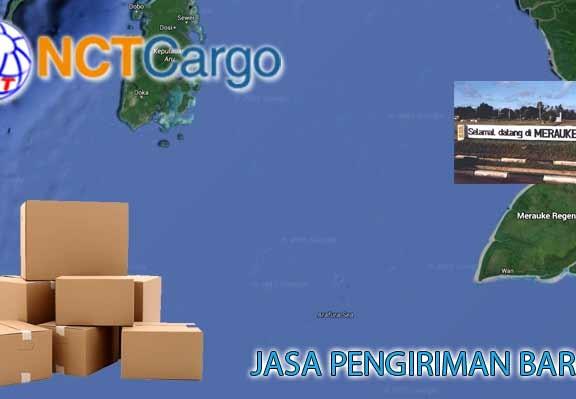 jasa pengiriman barang jakarta merauke