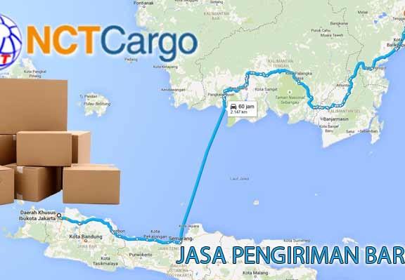 Jasa Pengiriman Barang Jakarta Samarinda