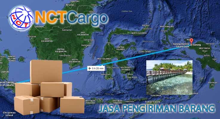 Jasa Pengiriman Barang Jakarta Sorong
