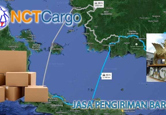 Jasa Pengiriman Barang Jakarta ke Tenggarong