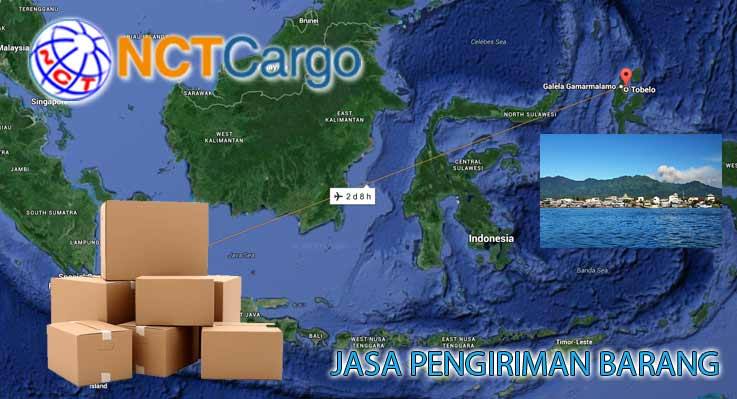Jasa Pengiriman Barang Jakarta Tobelo