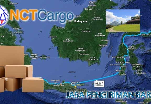 Jasa Pengiriman Barang Jakarta Tomohon