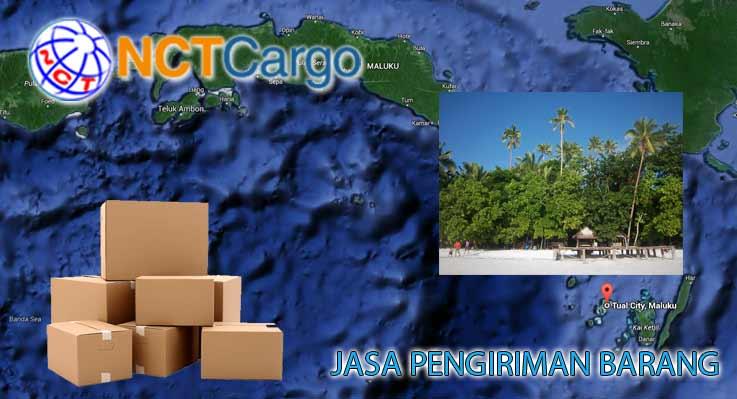 Jasa Pengiriman Barang Jakarta Tual